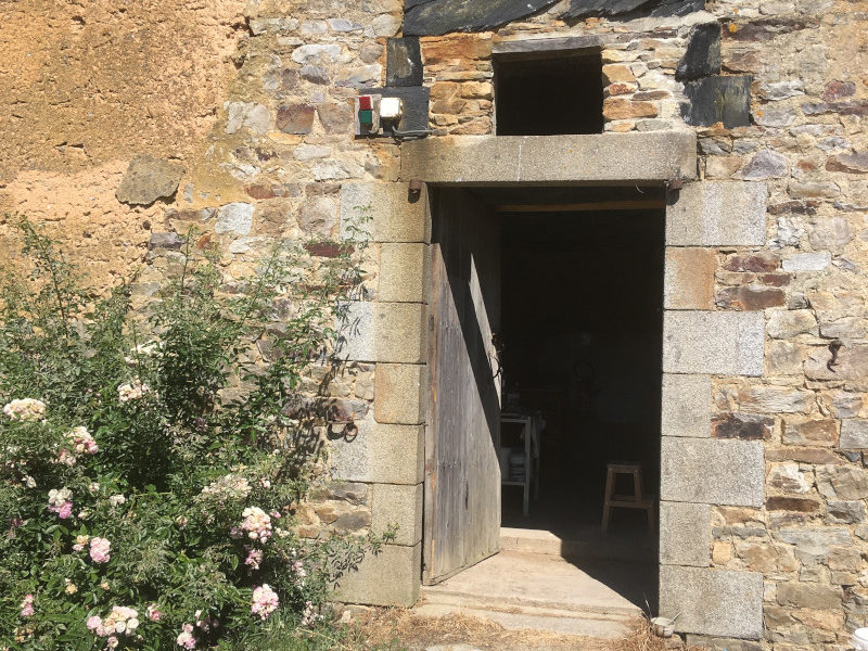 atelier porte d'entrée
